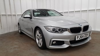 BMW 4 SERIES 430d Step Auto Start-Stop 430 M Sport